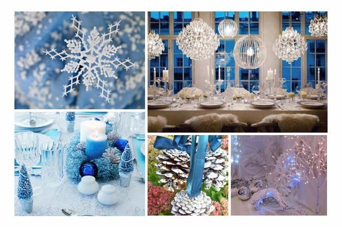 Pinterest Winter Wedding Centerpieces: Table Decor For Winter Wedding