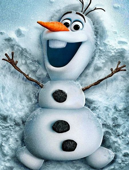 Frozen Wallpaper For IPad