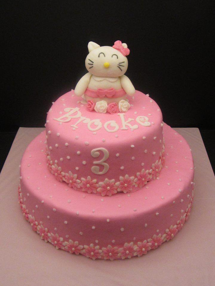 Hello Kitty Kake Hello Kitty Eat Cake Kitty