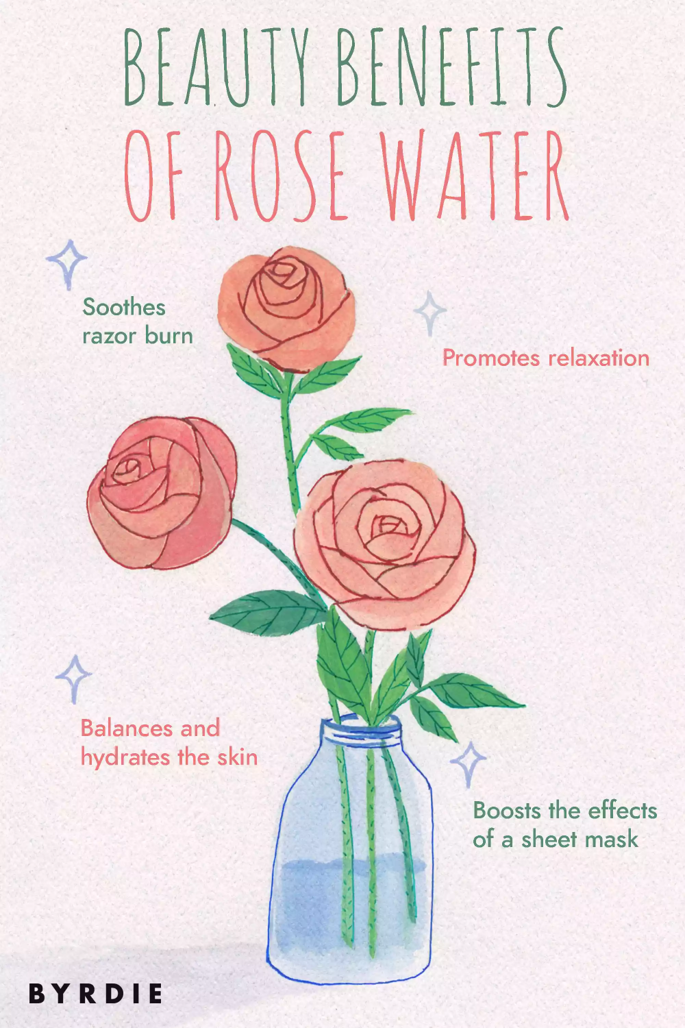 10 Ways To Use Rose Water To Make Your Beauty Routine 10 Times Better Rose Water For Skin Rose Water Rose Water Diy