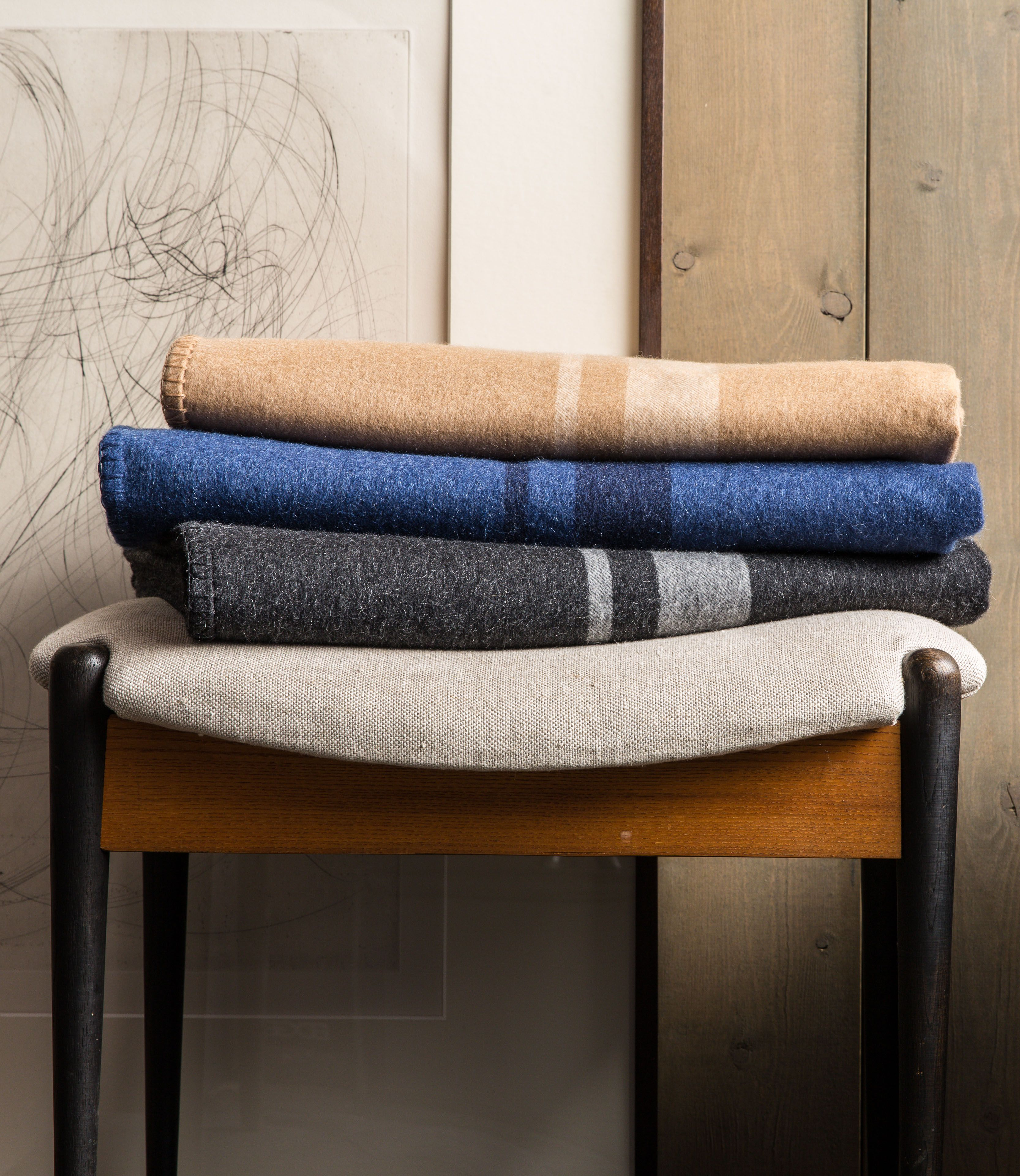 Cashmere Throws by Parachute Home