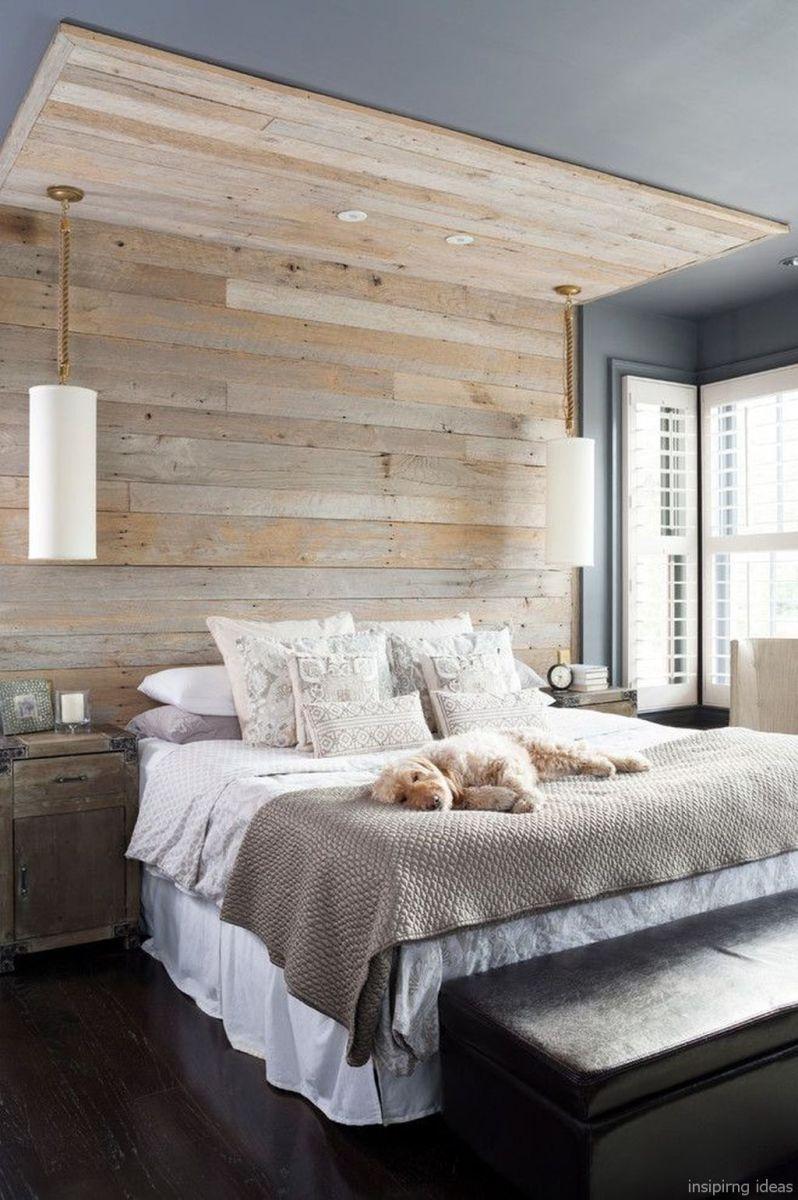 07 Rustic Master Bedroom Decor Ideas Schlafzimmer ideen