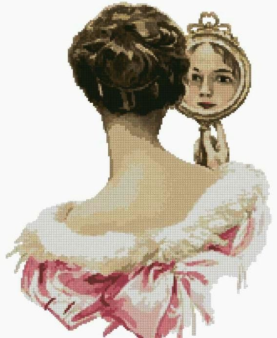 letter f video looking in mirror free cross stitch pattern gallery 22817 | 22817f16c9884e6228db0e3c8c97492e