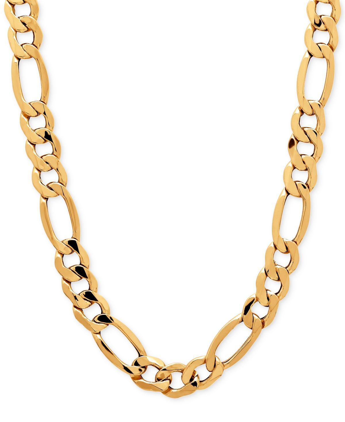 Made In Italy 10k Gold 22 Inch Chain Necklace Gold Necklace Chain Gold
