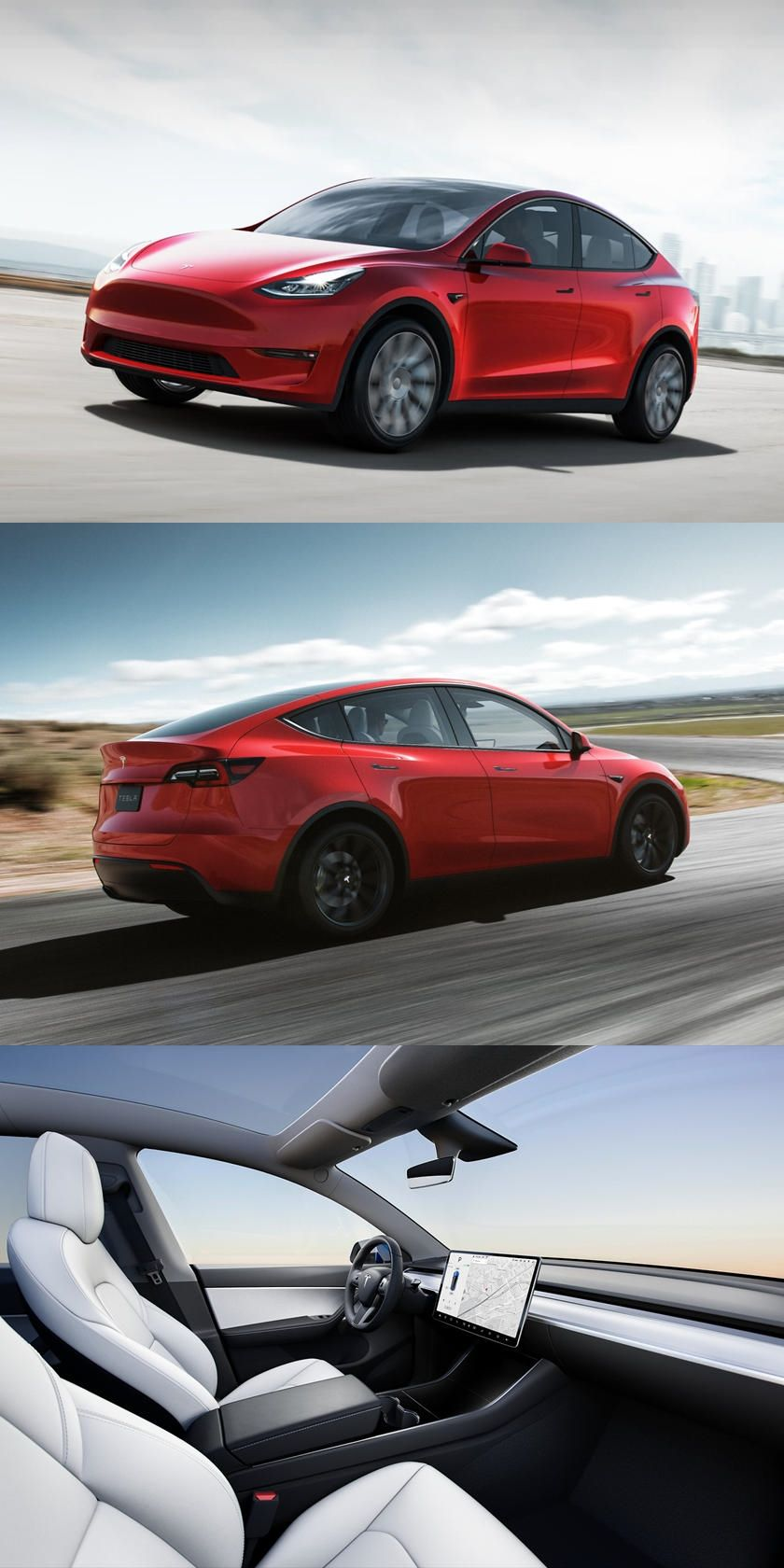 Tesla Model Y Deliveries Start This Week One Customer Says They Ve Scheduled Their Model Y Delivery For March 11 Tesla Model Tesla Tesla Roadster