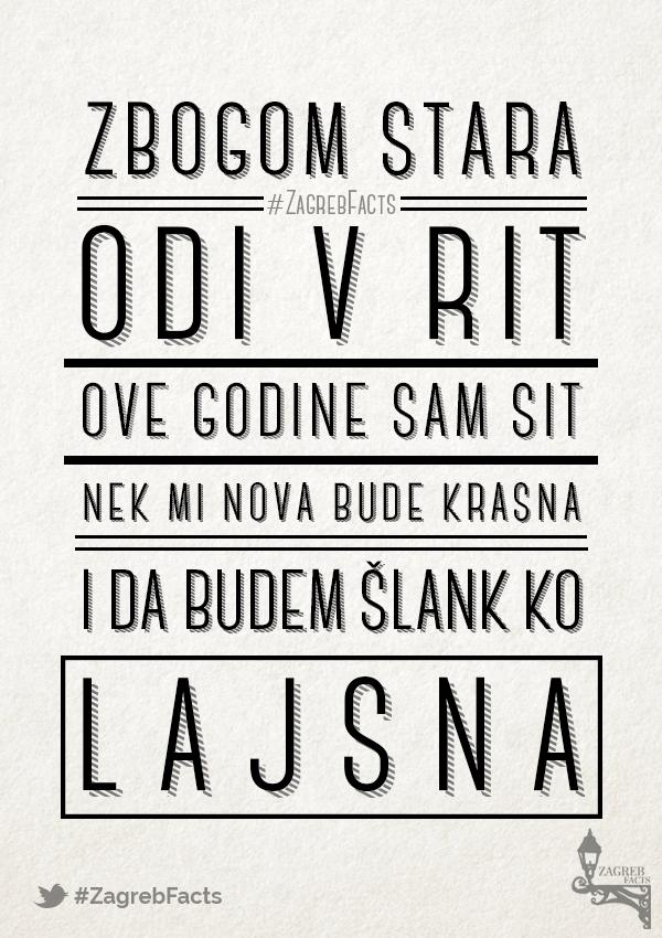 Sretno I Spretno U 2019 Tak Imamo Vas Rad Zagreb Croatia Zagreb Quotes