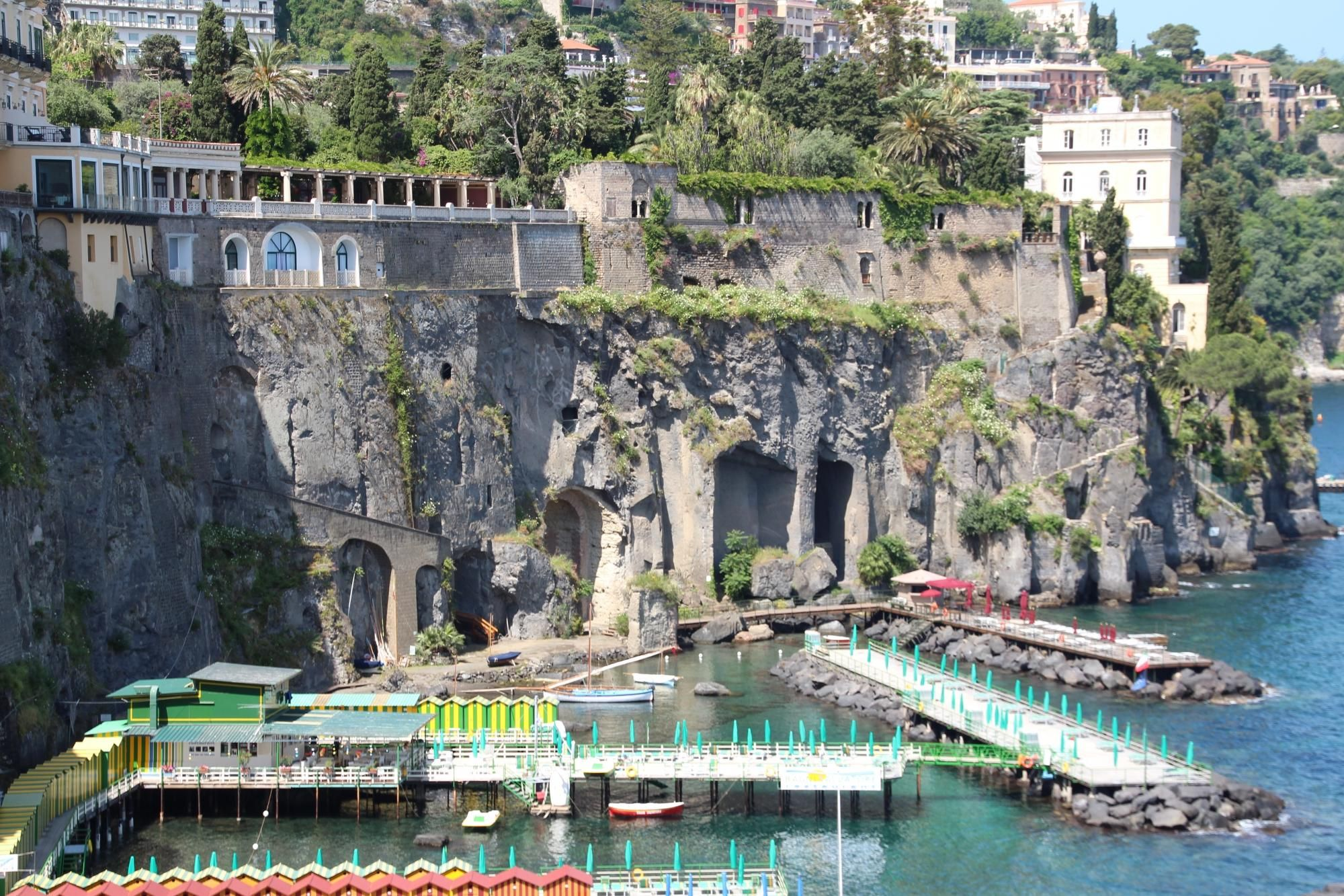 Stabilimento Balneare Bagni Salvatore, Sorrento: See 63 reviews ...