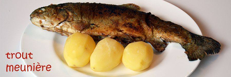 Forelle Muellerin http://cooking-the-world.com/blog/2014/09/17/trout-meuniere-forelle-mullerin/