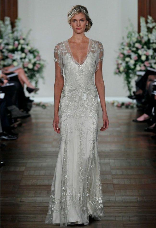 jenny packham 3 vestidos novia estilo años 30 y 40 | F - Gowns ...