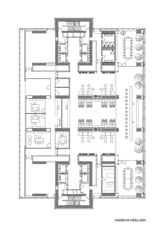 Branch Banks Woodstock Floor Plan Building Design Plan Floor Plans Floor Plan Design