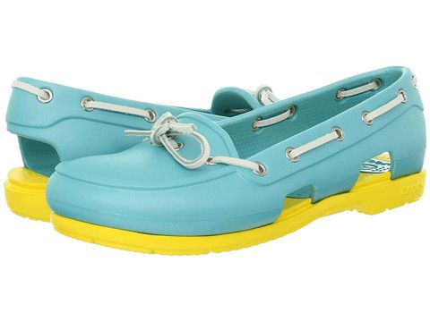 Crocs Beach Line Boat Shoe | Boat shoes