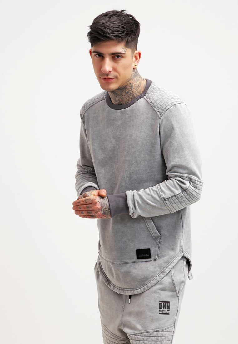 Brooklyn's Own by Rocawear Sudadera - light grey - Zalando.es