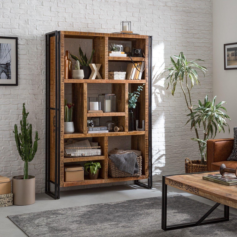 Regal Iron II   Décor de bureau à domicile, Design de salle de ...