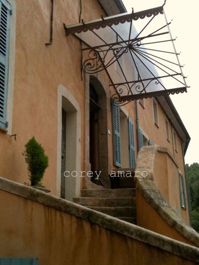 french awning & french awning | Joie de vivre en Francaise | Pinterest | Canopy ...