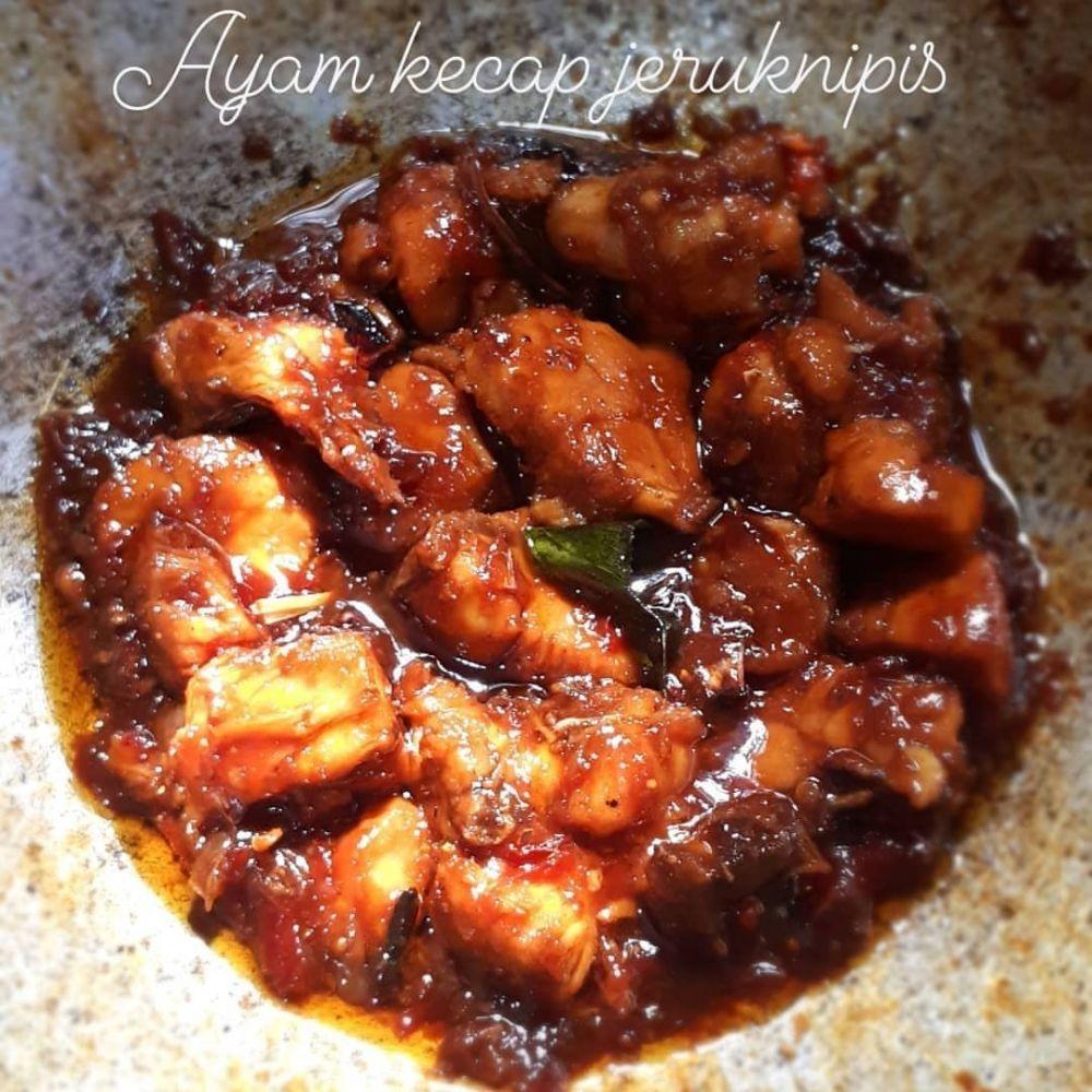 Resep Ayam Kecap Spesial Instagram Resep Ayam Resep Resep Masakan