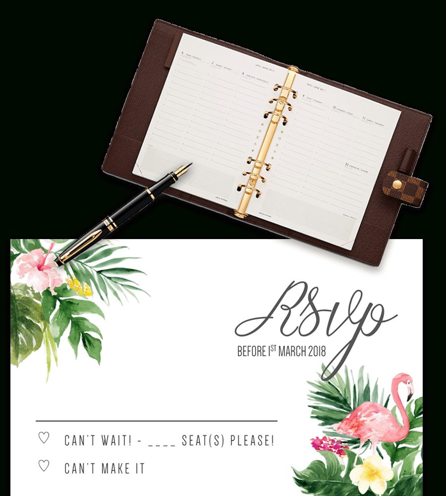 Printable Free Wedding Rsvp Template Cards Microsoft Word In Acceptance Card Templat In 2020 Rsvp Wedding Cards Free Wedding Printables Christmas Card Templates Free