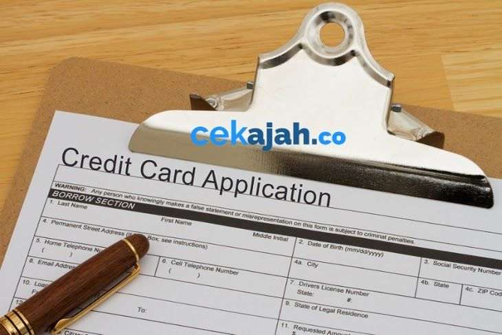 Cara Pengajuan Kartu Kredit yang Mudah