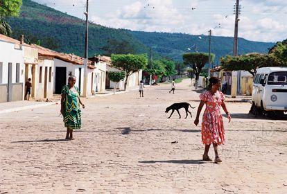 Ciganas-Santa Luzia-Boa Vista do Tupim