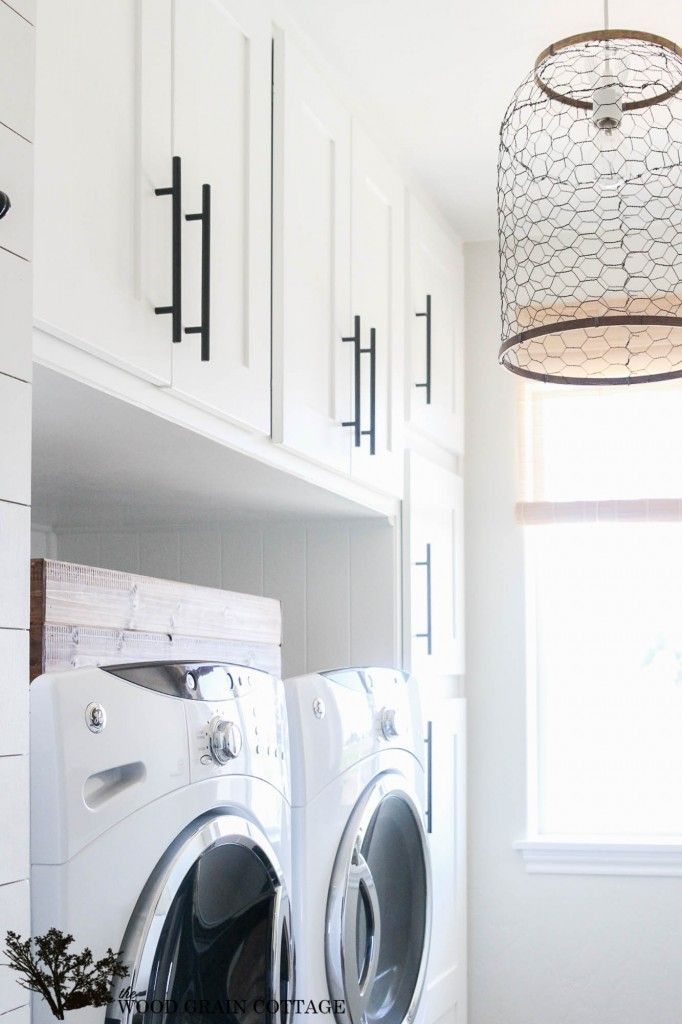 Laundry Room Cabinet Hardware The Wood Grain Cottage