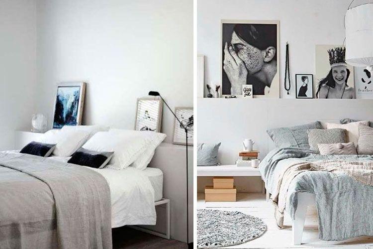 Cabeceros de obra para decorar tu dormitorio ideas - Ideas cabeceros originales ...