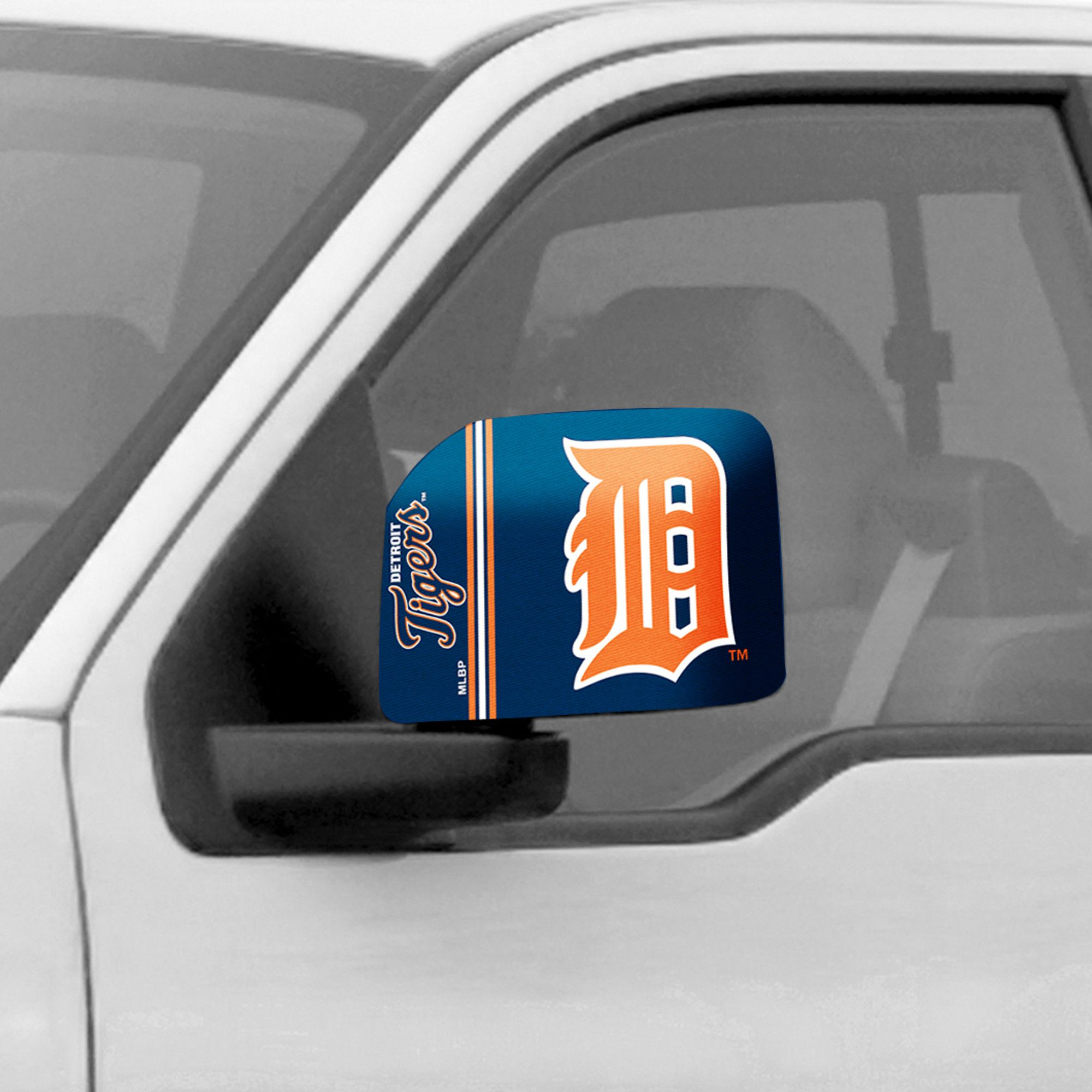 Car mirror hanging toys  Detroit Tigers Large Mirror Cover  Seasons The oujays and Accessories