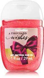 A Thousand Wishes Pocketbac Sanitizing Hand Gel Soap Sanitizer