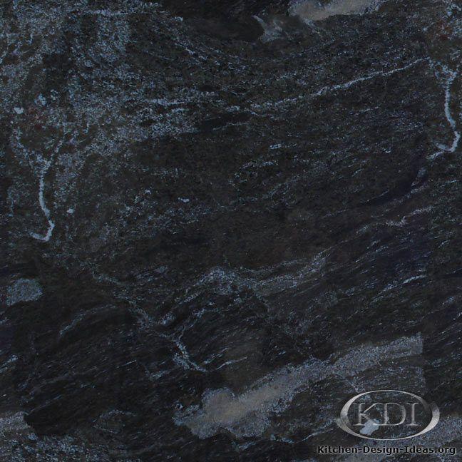 Brass Blue Granite Kitchen Countertop Ideas Blue Granite Granite Kitchen Counters Granite Kitchen