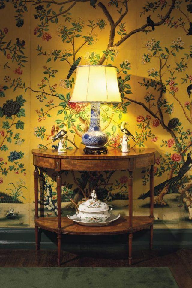 a glimpse inside the rockefeller homes the glam pad chinoiserie