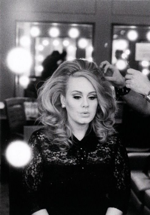 Adele I Wish I Could Walk Around With My Hair This Big It