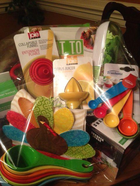 Silent Auction Basket Kitchen Gadgets Silent Auction Basket Ideas