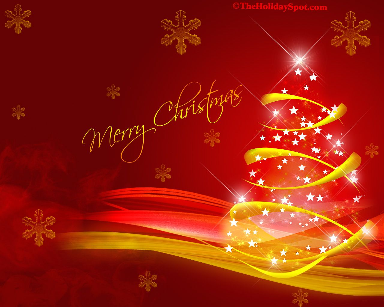 HD Wallpaper And Background Photos Of Merry Christmas For Fans Images