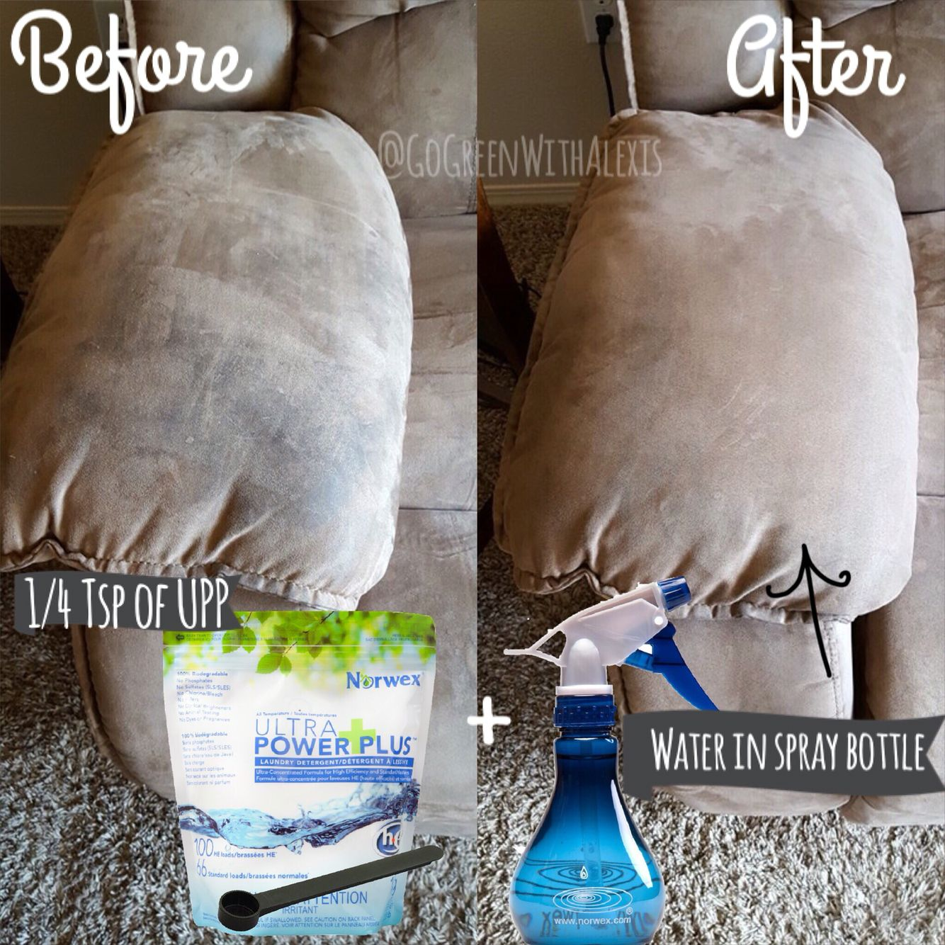 Easiest Way To Clean Your Microfiber Couch Is Right Here