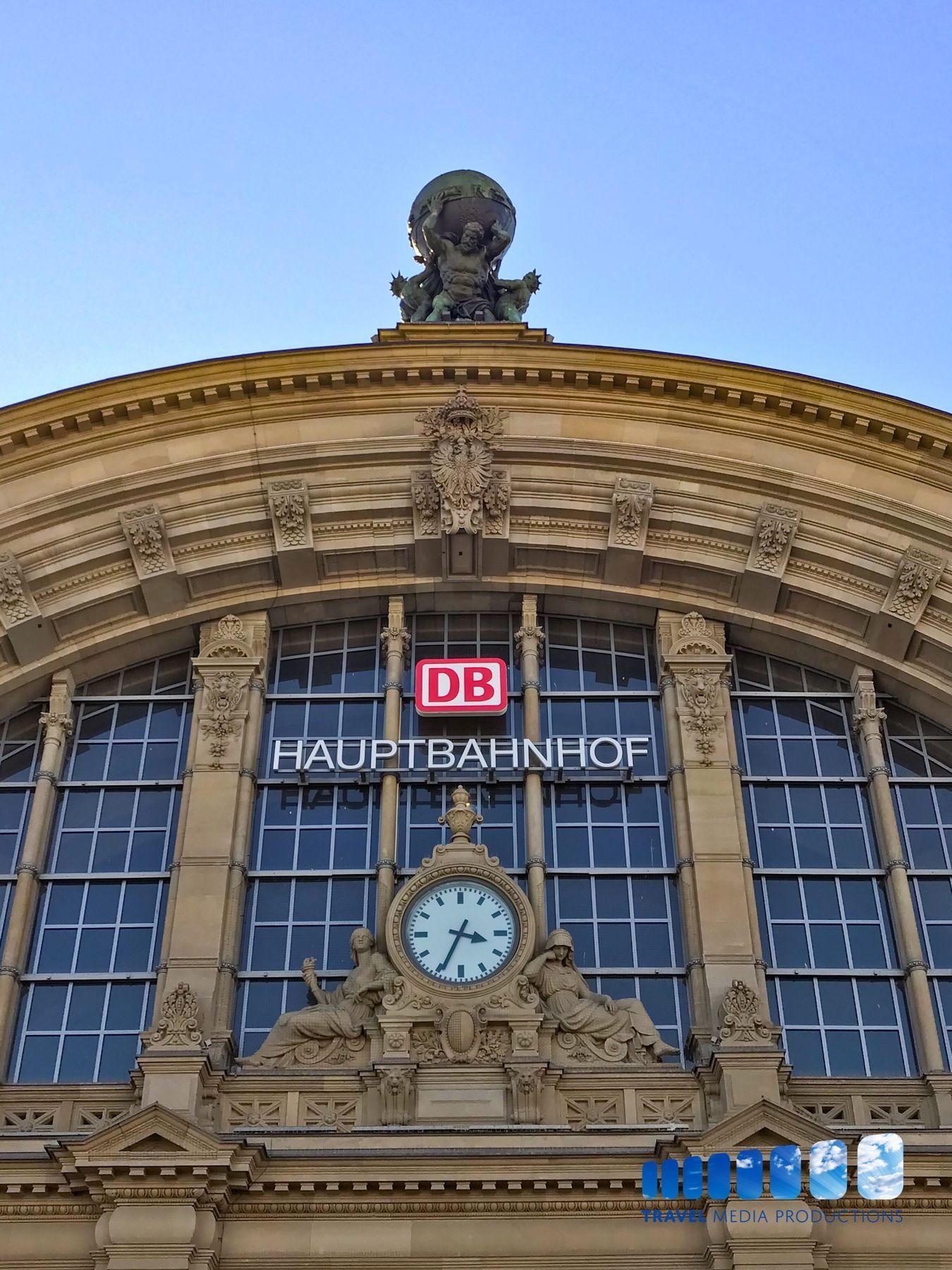 central station darmstadt