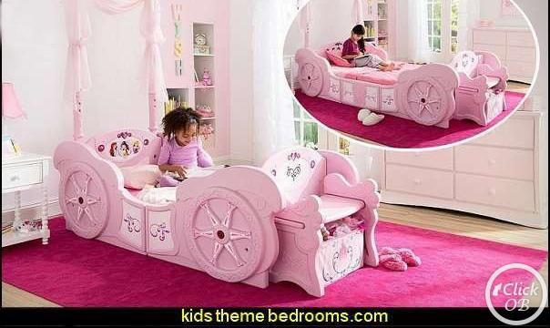 Pretty Bedroom Themes For Baby Girls Convertible Toddler Bed Toddler Bed Pink Bedding