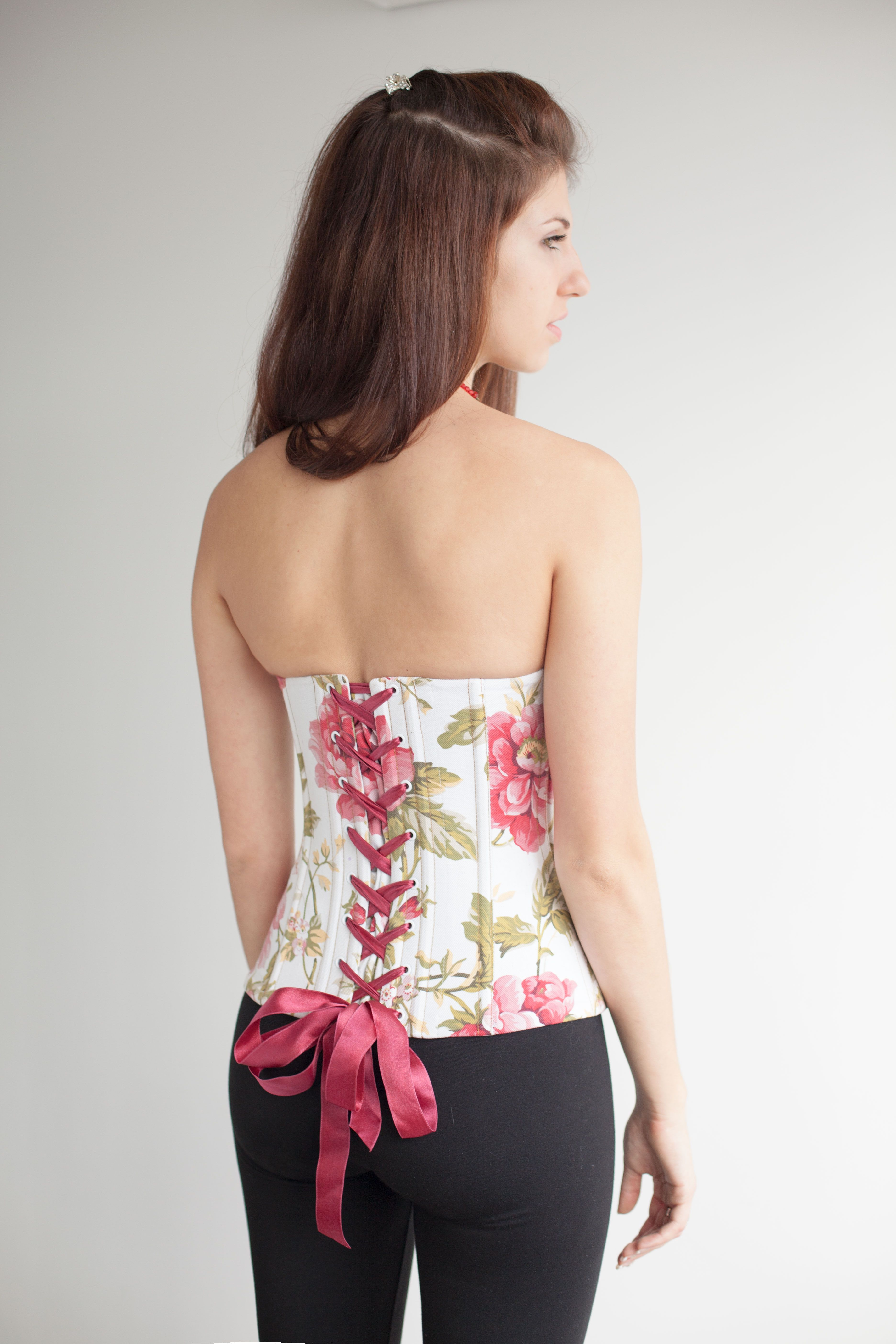 Corset making tutorial and free sewing pattern diy sewing corset making tutorial and free sewing pattern diy jeuxipadfo Gallery