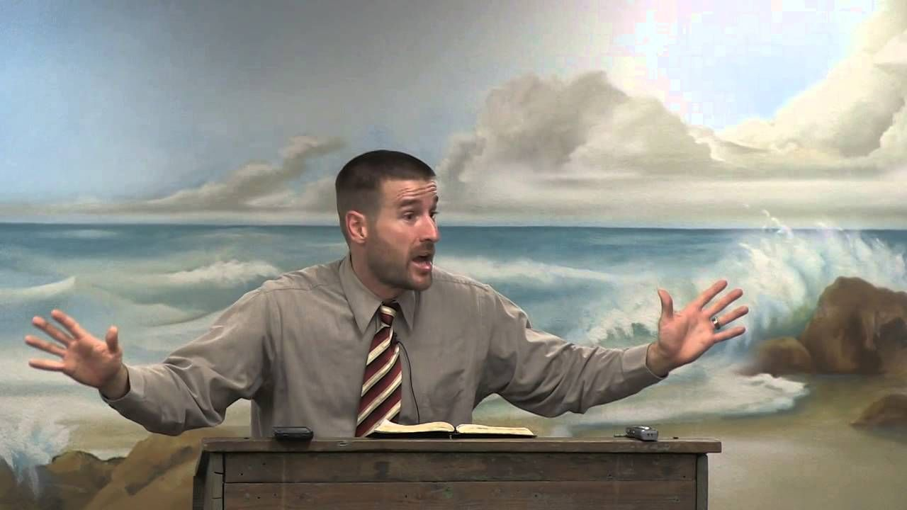 """Job 39"" Baptist Preaching (independent, fundamental, KJV sermon)"