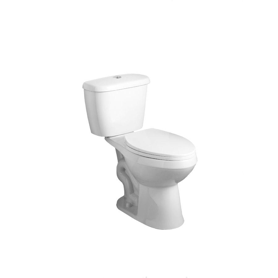 Awesome Aquasource High Efficiency White 1 6 1 1 Gpf 12 Rough In Inzonedesignstudio Interior Chair Design Inzonedesignstudiocom