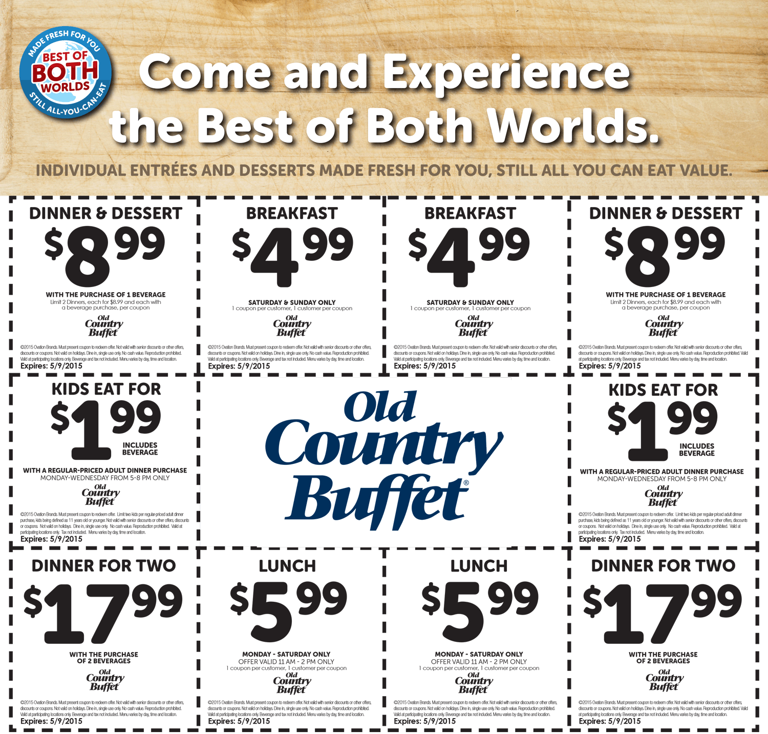 How can you save money with printable hibbett sports coupons 10 - Old Country Buffet Bogo 2 Buffet Printable Coupon Http Www Pinterest Com Annacoupons Old Country Buffet Coupons Old Country Buffet Coupons