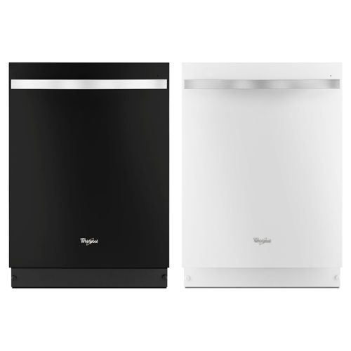Whirlpool Gold Series In White Or Black Ice Dishwasher With