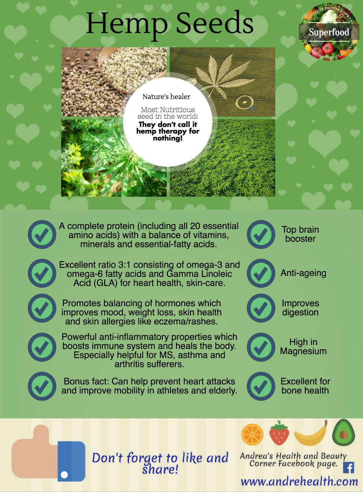 Hemp Seeds Infographic Top 10 Benefits Hemp Seed Benefits Hemp Seeds Hemp Oil Benefits