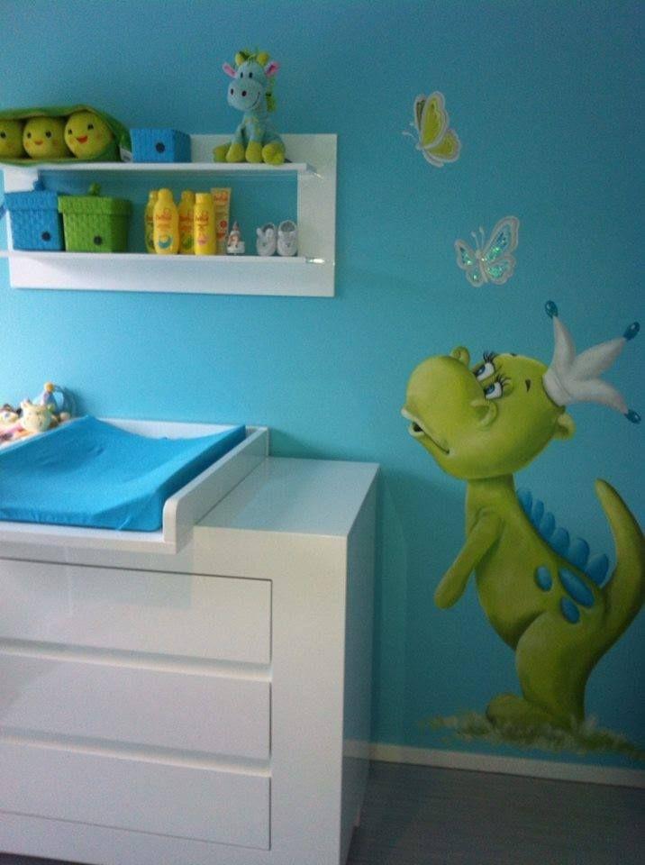 Http Www Anjamuurschilderingen Nl Baby Kinderzimmer Kinder Zimmer Kinderzimmer