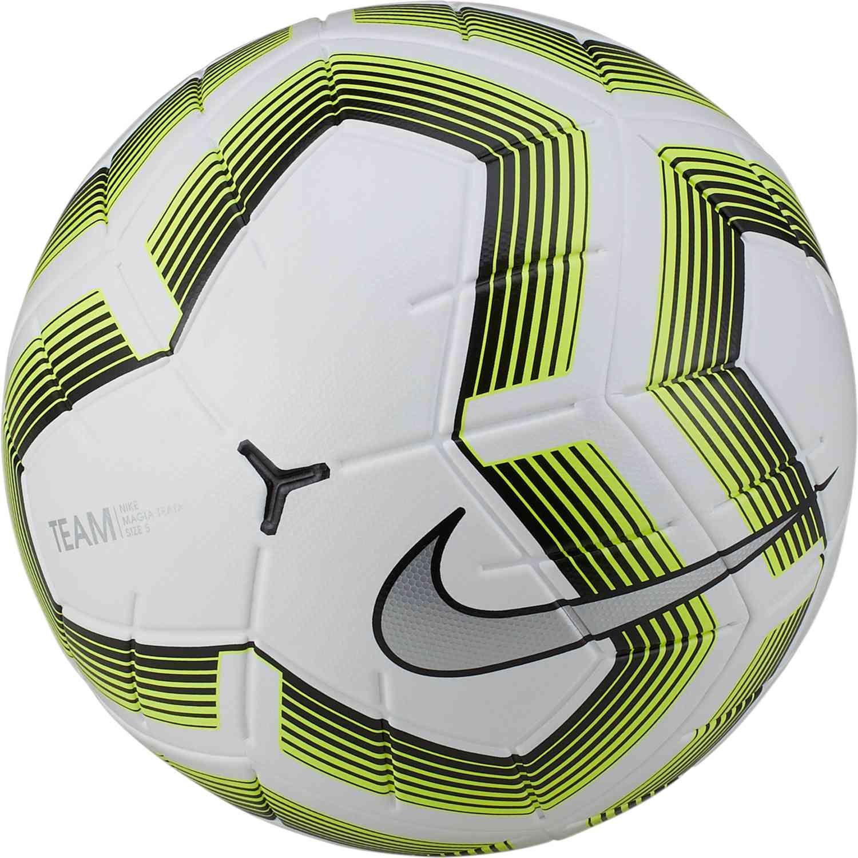 Nike Team Magia Ii Match Soccer Ball Nfhs Soccerpro Soccer Ball Soccer Ball