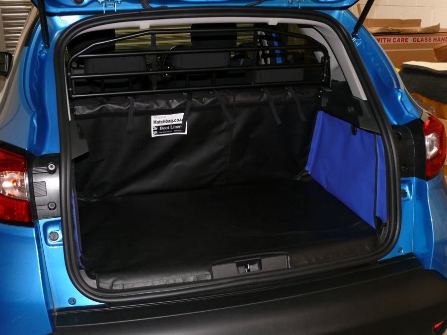 Hatchbag Offer Two Versions Of Their Boot Liners For The Renault