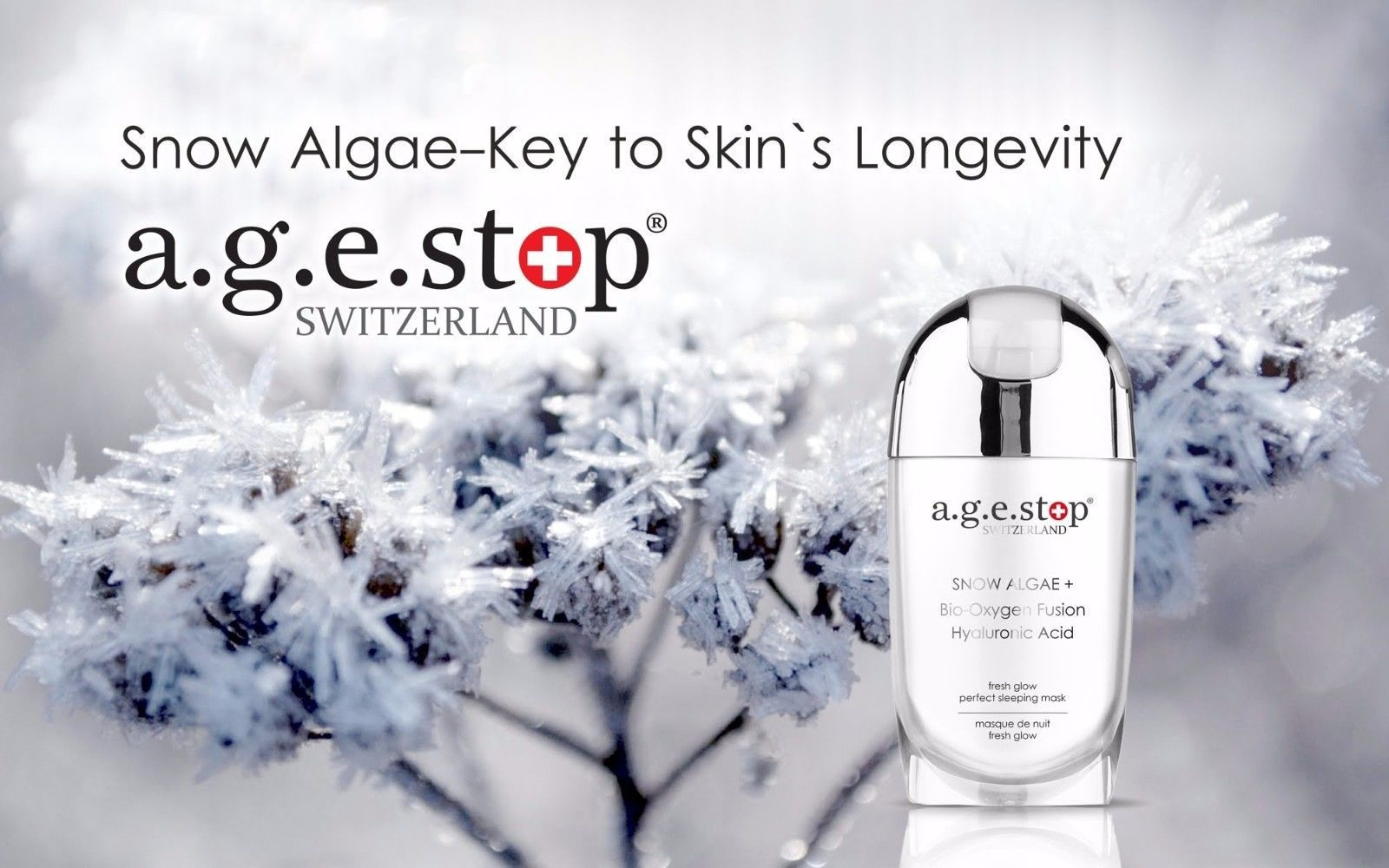 Details about Age Stop Switzerland Winterproof Your Skin