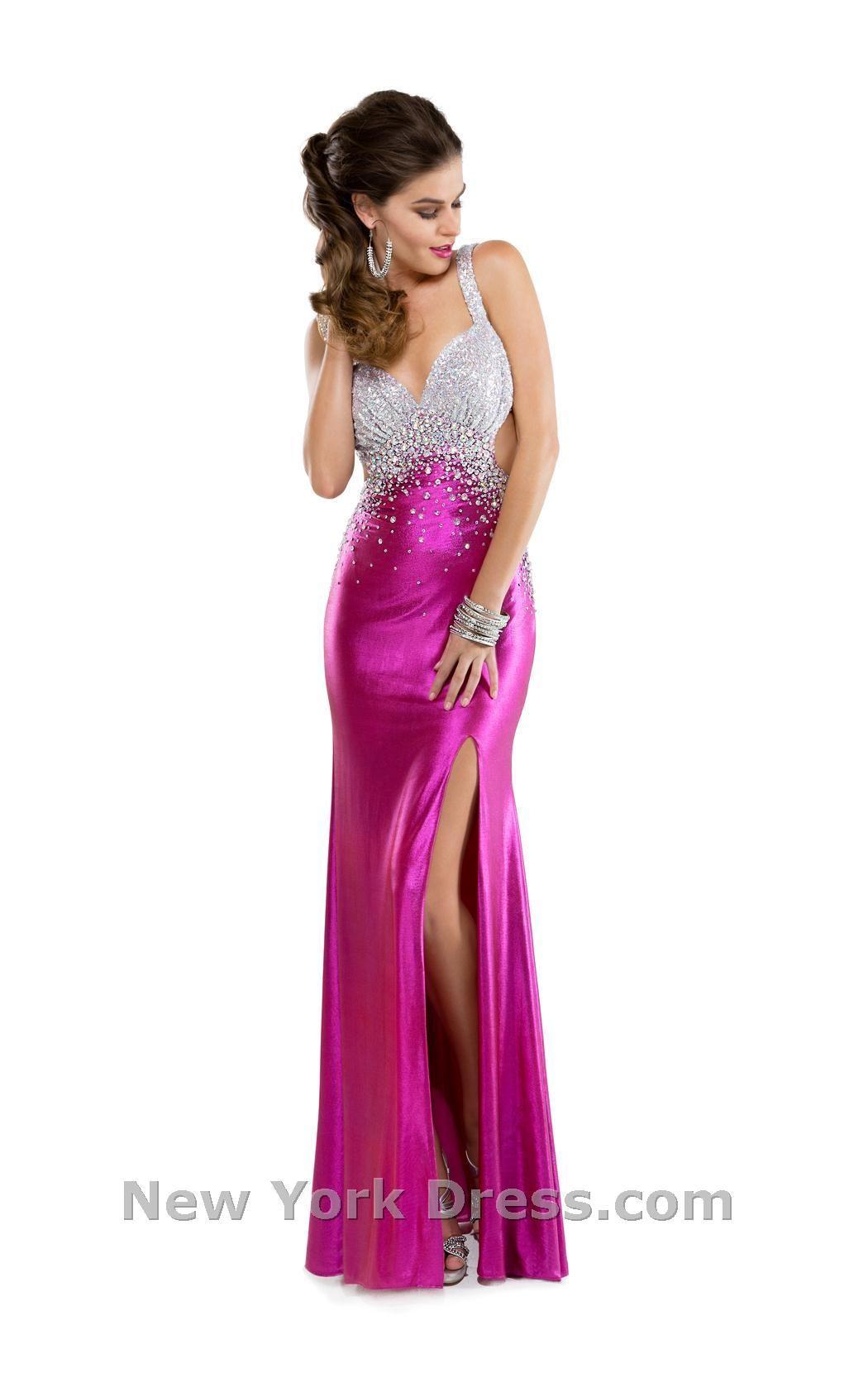 Beautiful prom dress   Marvelous Magenta!   Pinterest