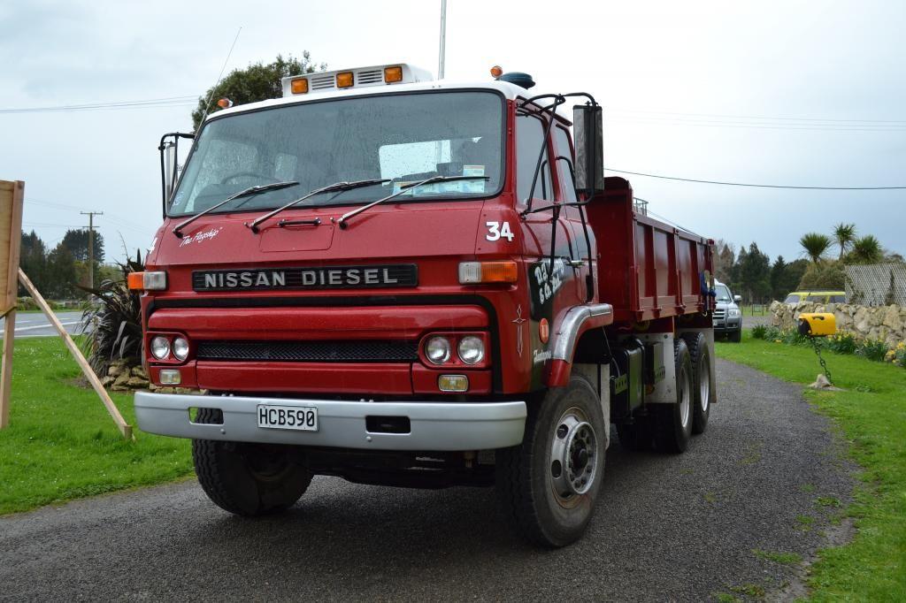 Image result Old Nissan Diesel UD trucks Pinterest