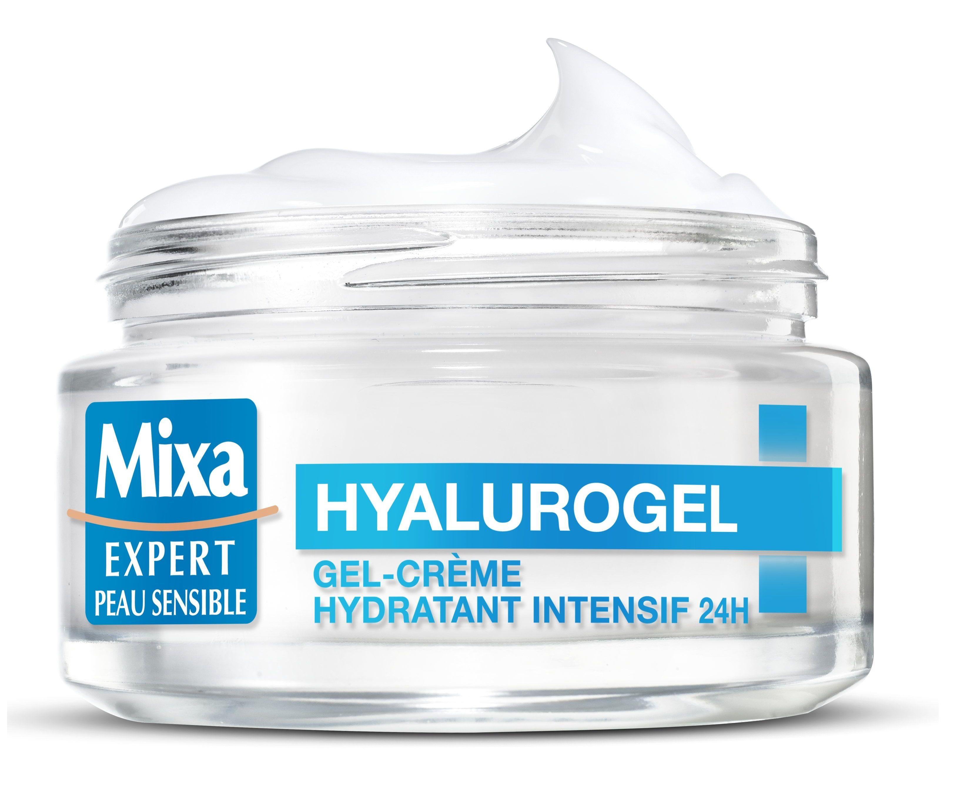 Hyalurogel Gel-Crème Hydratant Intensif 24H, Mixa - Avis