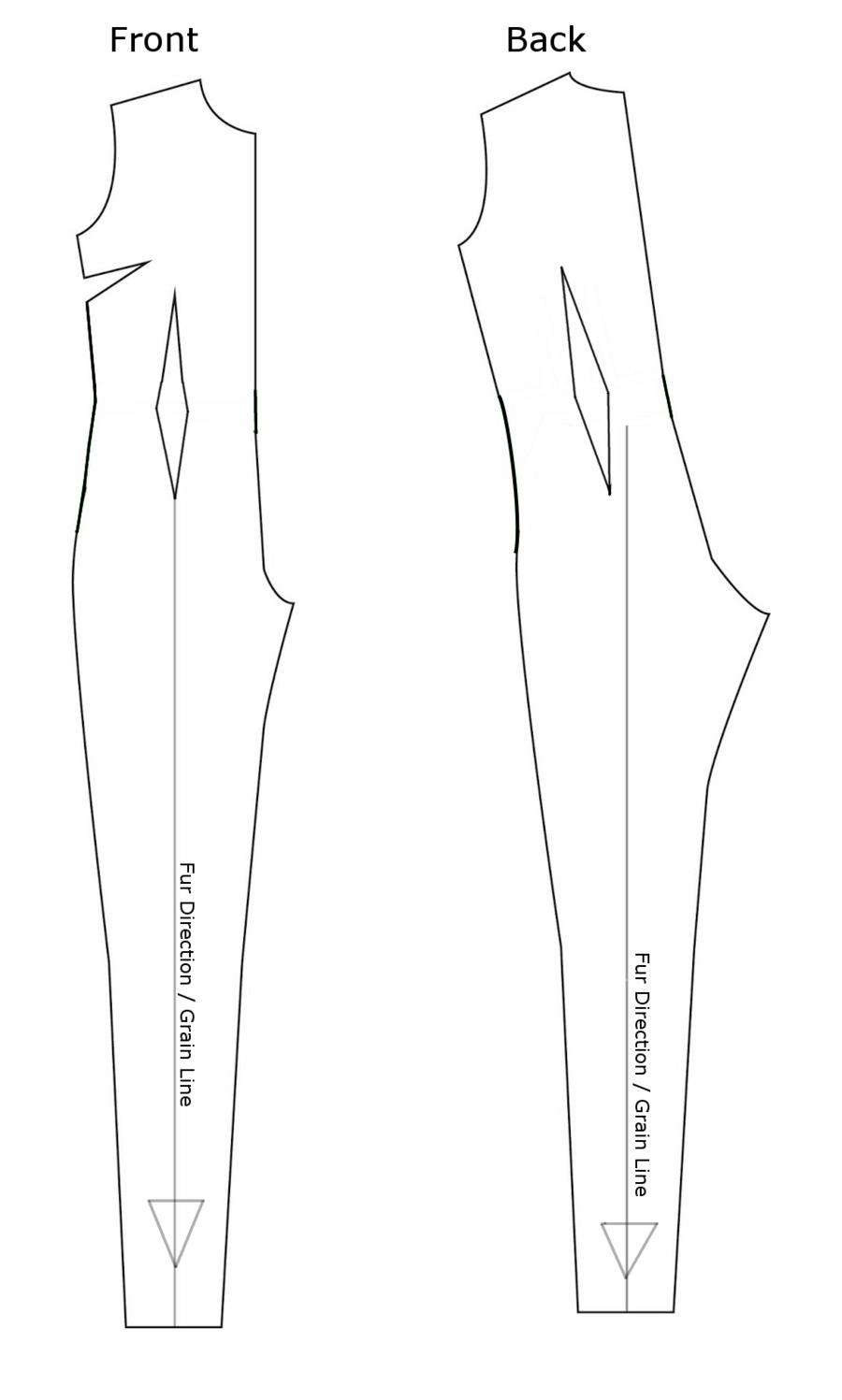 pdf bodysuit women - Buscar con Google | couture | Pinterest | Nähideen