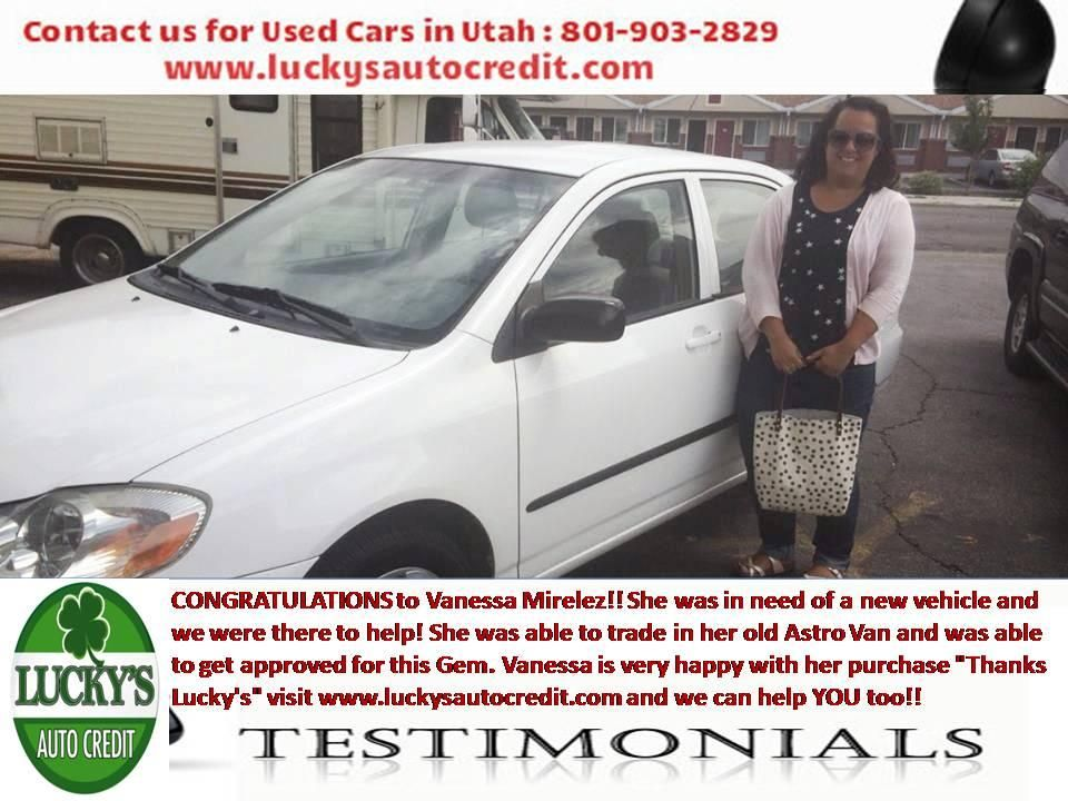 LuckysAutoCredit on | Utah, Salt lake city and Cars