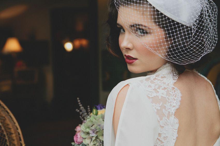 Vintage Wedding Shoot » debs ivelja photography | Mr and Mrs | Pinterest